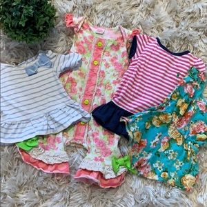 Boutique Play Set of 4 6-12 month